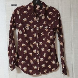 Mossimo western button up